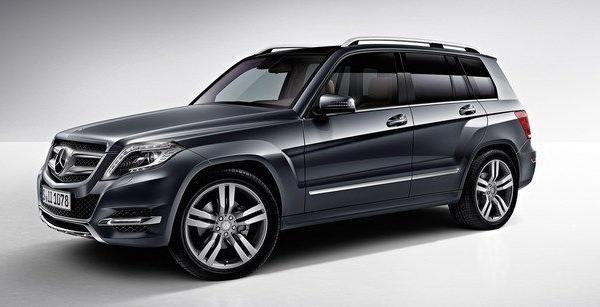 Le Mercedes-Benz GLK s'améliore de bien des façons pour l'édition 2013