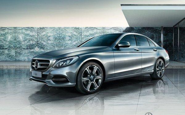 Mercedes-Benz Classe C 2015 – Toute nouvelle, toute belle