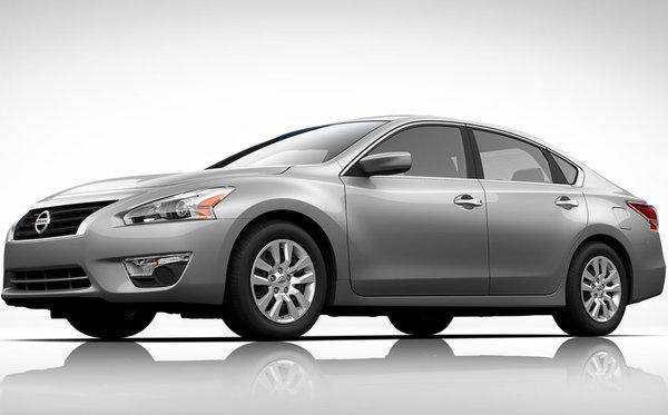 Nissan Altima 2013, ça se célèbre!