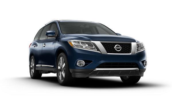 La vocation du Nissan Pathfinder change!
