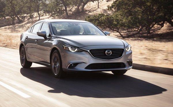 Mazda6 2016: nous l'aimons comme ça