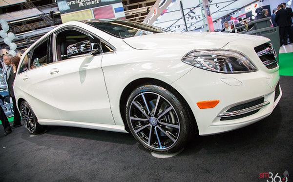 La Mercedes-Benz classe B : Au goût des Québécois