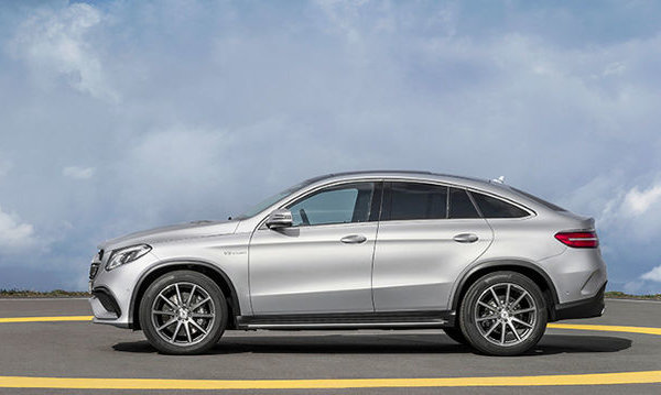 La nouvelle gamme GLE dévoilée au Salon International de l'Auto de New York