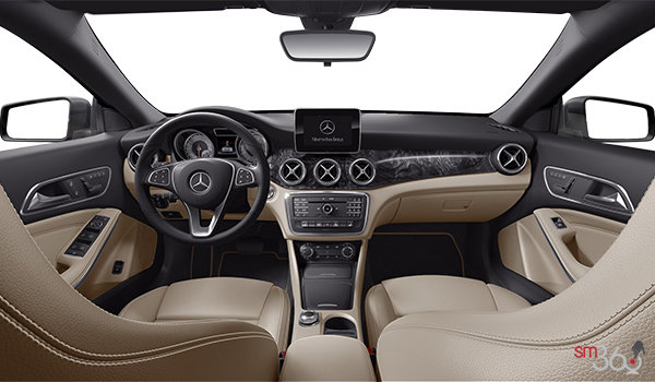Mercedes benz cla 250 2016 voiture de r ve prix de r ve for Artico interieur