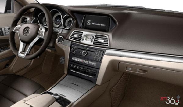 Mercedes benz classe e coup 400 4matic 2016 deux portes for Classe e interieur 2016