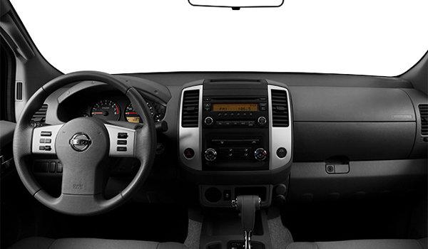 Nissan Frontier S 2016 La Puissance Entre Vos Mains Vendre Drummondville Nissan De