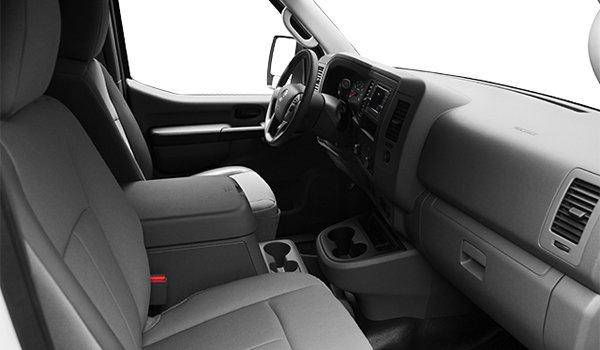 Nissan Nv Cargo 2500 Sv 2016 Le G Nie Personnalisable De Nissan Vendre Sherbrooke Nissan
