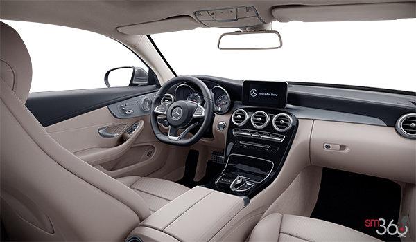 Mercedes benz classe c coup 300 4matic 2017 l image de la puissance et du raffinement neuf - Mercedes benz c class coupe interior ...