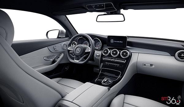 Mercedes benz classe c coup 300 4matic 2017 l image de for Artico interieur