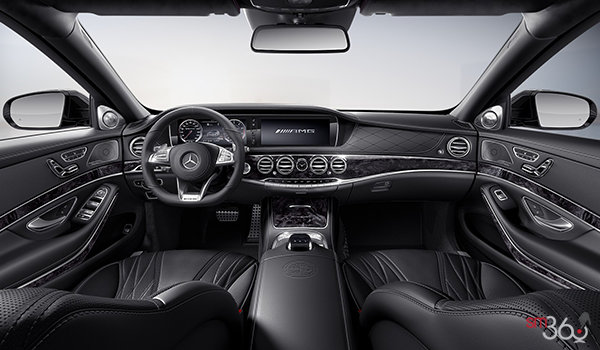 Mercedes Benz Classe S 65 Amg 2017 Performance Et Luxe Vendre Sherbrooke Mercedes Benz