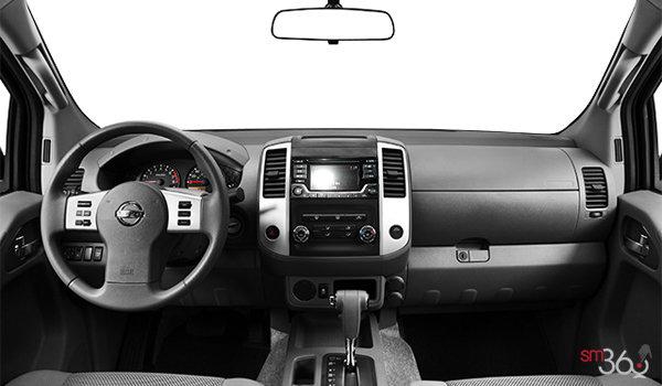 Nissan Frontier Sv 2017 Camion Interm Diaire Ardeur De Gros Calibre Vendre Saint