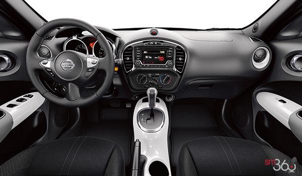 Nissan juke sv 2017 savourez l 39 excitation vendre for Nissan juke interieur