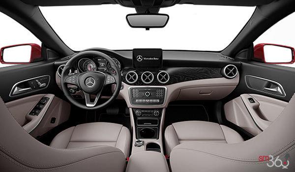 Mercedes Benz Cla 250 4matic 2018 S 233 Duisant Sur Toute La