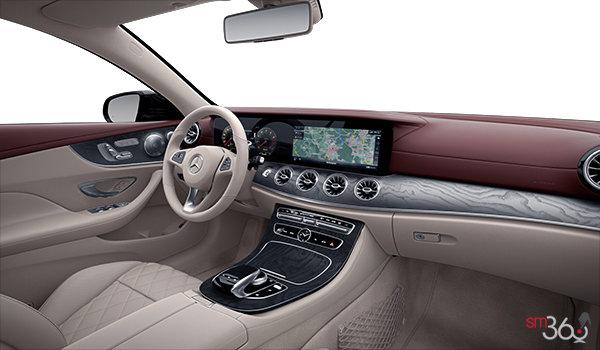 Mercedes Benz Classe E Coup 233 400 4matic 2018 Une