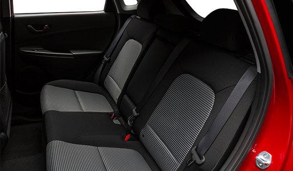 Hyundai kona 2 0l essential 2018 voir pour croire neuf for Interieur hyundai kona