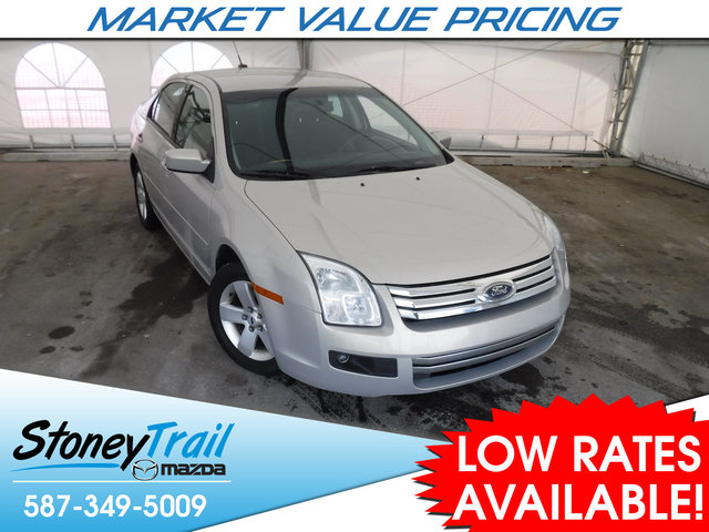 2009 Ford Fusion SE - CLEAN VEHICLE HISTORY! LOCAL TRADE!