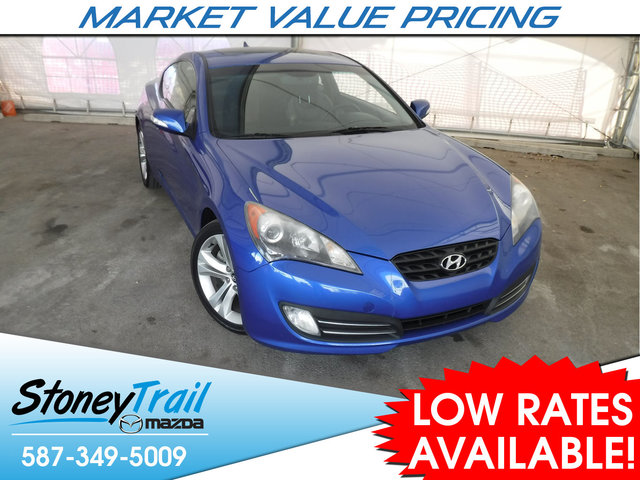 2010 Hyundai Genesis Coupe 3.8 - LOCAL CAR! ACCIDENT FREE HISTORY!
