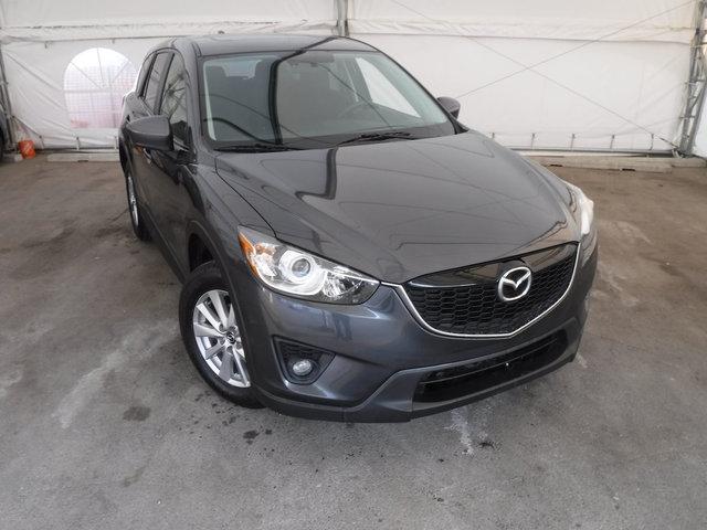 2014 Mazda CX-5 GS AWD - CLEAN CARPROOF! LOCAL TRADE!