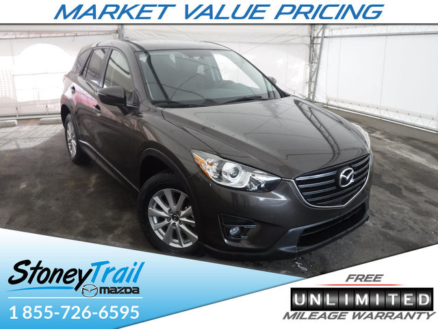 2016 Mazda CX-5 GS LUXURY! - NAV! UNLIMITED MILEAGE WARRANTY!