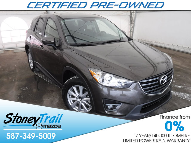 2016 Mazda CX-5 GS AWD - CERTIFIED PRE-OWNED!