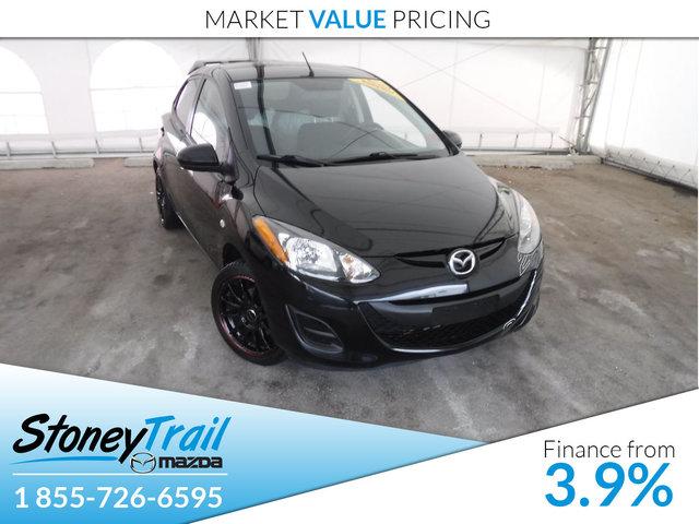 2011 Mazda Mazda2 Yozora - ONE OWNER! LOCALLY REGISTERED
