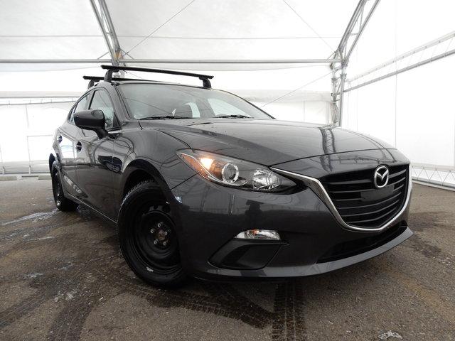 2014 Mazda Mazda3 GX  WINTER TIRES/RIMS INC! 7 YEAR WARRANTY! LOCAL