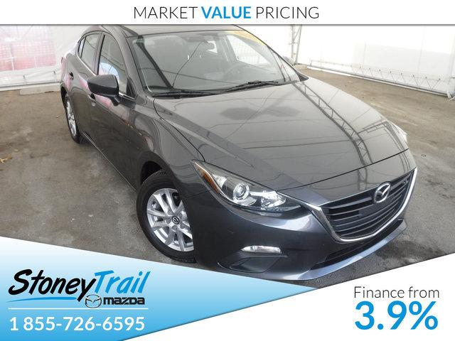 2014 Mazda Mazda3 GS-SKY - CLEAN CARPROOF! LOCAL AB TRADE!