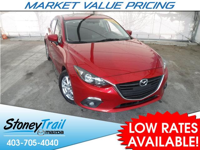 2014 Mazda Mazda3 GS SPORT - MAZDA LEASE RETURN!