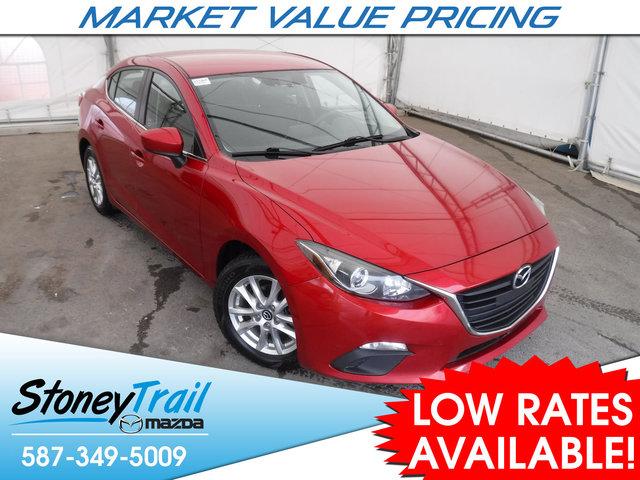 2014 Mazda Mazda3 GS - CERTIFIED 7 YEAR WARRANTY! LEASE RETURN!
