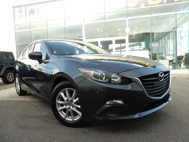 2015 Mazda Mazda3 GS SPORT  7 YEAR WARRANTY / FREE WINTER TIRES / FREE  REMOTE