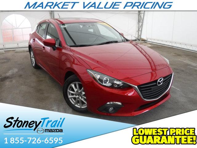 2015 Mazda Mazda3 GS - SUNROOF! BACKUP CAMERA! BLUETOOTH!