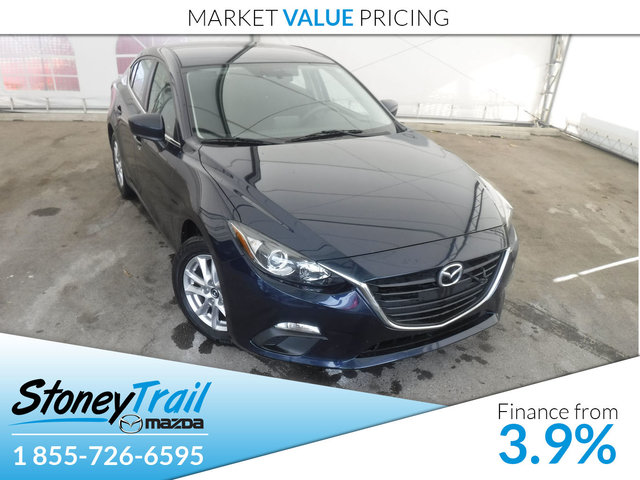 2015 Mazda Mazda3 GS - LOCAL AB TRADE IN!