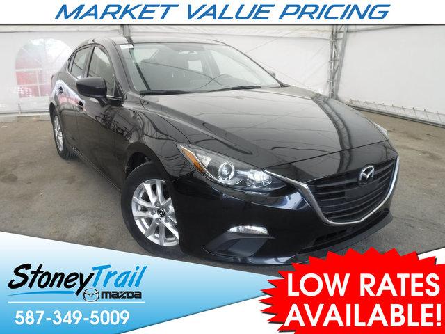2015 Mazda Mazda3 GS - ONE OWNER! MAZDA CANADA LEASE RETURN!