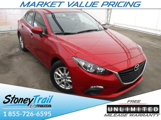 2016 Mazda Mazda3 GS - UNLIMITED MILEAGE WARRANTY!
