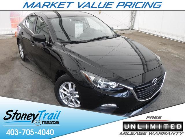 2016 Mazda Mazda3 GS - HEATED SEATS! UNLIMITED MILEAGE WARRANTY!