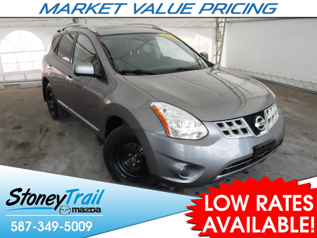 2012 Nissan Rogue SL AWD - CLEAN LOCAL HISTORY!