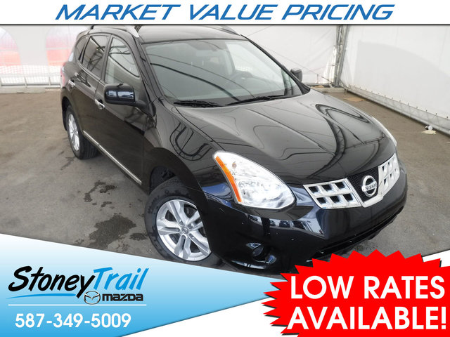 2012 Nissan Rogue SV AWD - CLEAN LOCAL HISTORY!